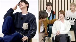 Lời nói khôn ngoan của Jin BTS trở thành trò hề nhờ Suga và V