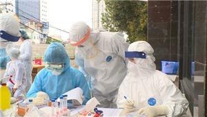 Việt Nam ghi nhận 11 ca mắc Covid-19 mới là các ca nhập cảnh