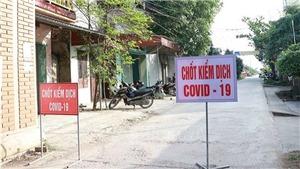 Hưng Yên phát hiện một ca nghi mắc Covid-19 ở thị xã Mỹ Hào