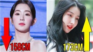 Xếp hạng chiều cao 13 nhóm nữ K-pop hot nhất hiện nay: Blackpink, Twice…