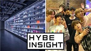 Những điểm độc nhất fan có thể trải nghiệm trong bảo tàng của BTS, TXT...