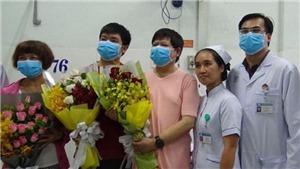 Nhiều bệnh nhân Covid-19 được điều trị khỏi bệnh và ra viện