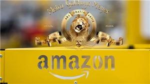 Amazon chi 8,45 tỷ USD mua xưởng phim huyền thoại MGM cạnh tranh Netflix