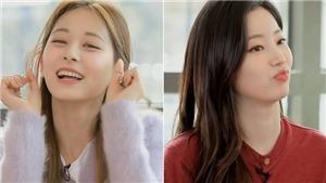 Phản ứng siêu hài của Twice khi Tzuyu và Dahyun làm 'aegyo'