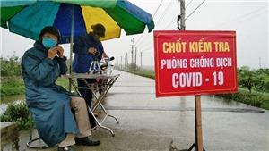 Sở Y tế Hà Nội ra công văn hoả tốc yêu cầu rà soát người về từ vùng dịch Covid-19