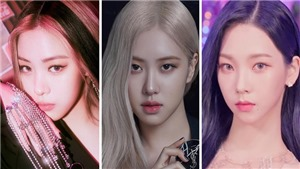 Những màu tóc được sao K-pop mê nhất hiện nay: BTS, Blackpink...