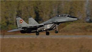 Bulgaria, Mỹ đình chỉ tập trận sau khi máy bay tiêm kích biến mất khỏi màn hình radar