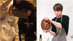 Những thảm họa nấu ăn của K-pop: Jungkook BTS số 1