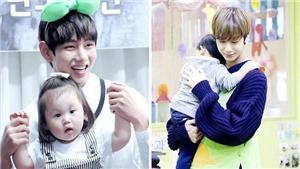 Thần tượng K-pop được các em bé yêu thích: BTS, Blackpink, Twice