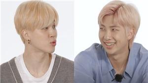 Jimin BTS nổi nóng vì RM từ chối nhắc bài: Tình anh em có bền lâu