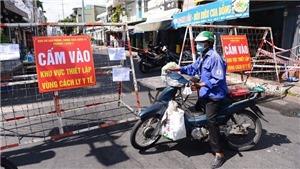 Thành phố Hồ Chí Minh áp dụng Chỉ thị 16 trên toàn thành phố trong 15 ngày từ 0 giờ ngày 9/7