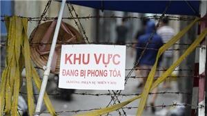 Dịch Covid-19: Thành phố Hồ Chí Minh lên phương án sẵn sàng thực hiện giãn cách xã hội theo Chỉ thị 16
