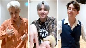 BTS rủ rê ARMY tham gia thử thách vũ đạo 'Permission To Dance'