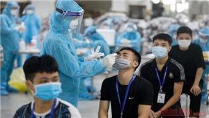Hà Nội xét nghiệm sàng lọc 10.000 người có nguy cơ cao mắc Covid-19