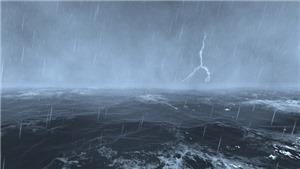 Dự báo thời tiết ngày mai cả nước có thể có mưa dông
