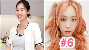 Yuri xếp hạng trình độ nấu ăn của các thành viên SNSD