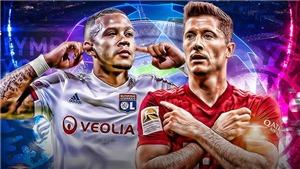Lyon 0-3 Bayern Munich: Gnabry rực sáng, Bayern hẹn PSG ở chung kết