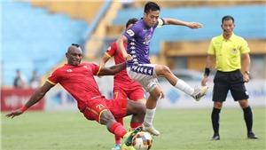 Kết quả bóng đá Hà Nội 1-1 Thanh Hóa. Sài Gòn0-0- Quảng Ninh
