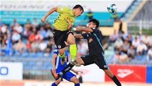 Kết quả V-League vòng 12: Viettel 1-0 Sài Gòn. Quảng Nam 2-2 Hà Nội