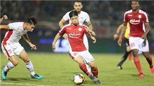 TPHCM 0-1 Viettel: Không Công Phượng, TPHCM ôm hận trên sân nhà