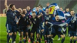 Bóng đá hôm nay 13/11: Scotland giành vé dự EURO 2021. Rakitic tiết lộ mối quan hệ Messi với Griezmann