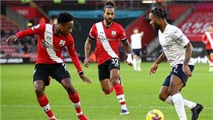 Trực tiếp bóng đá. Southampton vs Man City. Trực tiếp vòng 14 Ngoại hạng Anh