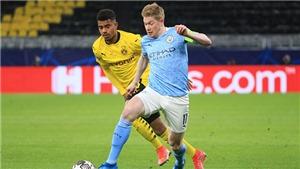Trực tiếp bóng đá. K+, K+PC. Dortmund vs Man City. Trực tiếp lượt về Tứ kết C1