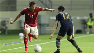 Trực tiếp bóng đá hôm nay: Thái Lan vs Indonesia. Xem trực tiếp bóng đá VTV6, VTV5
