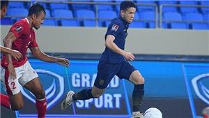Trực tiếp bóng đá hôm nay: Thái Lan vs Indonesia. VTV6 trực tiếp vòng loại World Cup 2022 châu Á