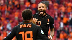 Hà Lan 3-0 Bắc Macedonia: Depay và Wijnaldum tỏa sáng, Hà Lan toàn thắng vòng bảng
