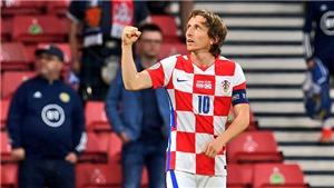 Croatia 3-1 Scotland: Modric lập tuyệt phẩm, Croatia đi tiếp với vị trí nhì bảng