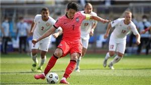 Hàn Quốc 2-1 Lebanon: Việt Nam càng rộng cửa giành vé đi tiếp!