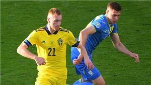 VIDEO Thụy Điển vs Ukraina, EURO 2021: Bàn thắng và highlights