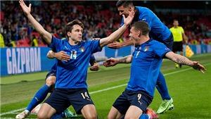 Ý 2-1 Áo: Chiesa tỏa sáng ở hiệp phụ, Ý vượt qua Áo kịch tính sau 120 phút