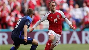 Đan Mạch 0-1 Phần Lan: Đan Mạch bại trận đầy tiếc nuối
