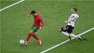 Video clip bàn thắng trận Bồ Đào Nha vs Đức. Kết quả bóng đá EURO 2021