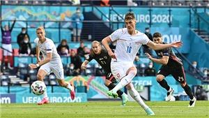 Croatia 1-1 CH Séc: Perisic tỏa sáng, CH Séc và Schick không hưởng trọn niềm vui