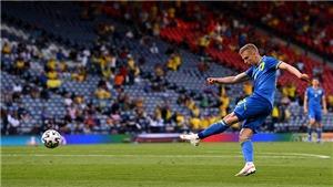 Thụy Điển 1-2 Ukraina: Thi đấu thiếu người, Thụy Điển thua Ukraina phút bù giờ hiệp phụ