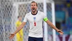Ukraina 0-4 Anh: Kane lập cú đúp, Anh vào Bán kết EURO 2021