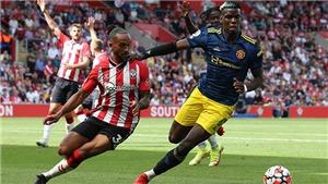 TRỰC TIẾP bóng đá Southampton vs MU, Ngoại hạng Anh (20h, 22/8)