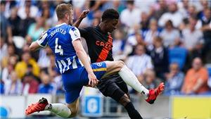 Video Brighton vs Everton, Ngoại hạng Anh vòng 3: Clip bàn thắng highlights