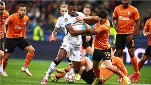 VIDEO Shakhtar vs Inter Milan, Cúp C1/Champions League