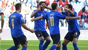 VIDEO Ý vs Bỉ, tranh hạng Ba Nations League