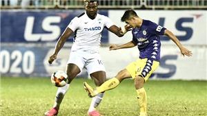 Hoãn trận đấu HAGL – Bình Định vì Covid-19