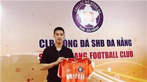 SHB Đà Nẵng chiêu mộ nhà vô địch AFF Cup 2018