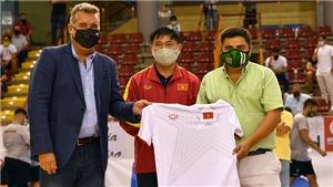 Trưởng đoàn futsal Trần Anh Tú: 'Hồ Văn Ý sang Nhật chơi bóng sẽ phù hợp'