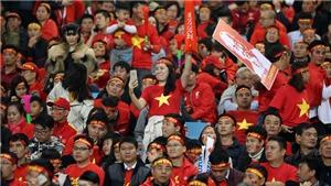 Làm sao để mua vé ĐT Việt Nam thi đấu với Nhật Bản, Saudi Arabia