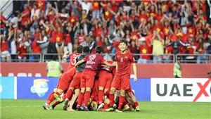 CĐV sẽ được vào sân cổ vũ tuyển Việt Nam ở UAE