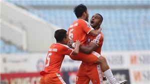 HLV Lê Huỳnh Đức thừa nhận thắng may Hà Nội FC