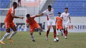 B.Bình Dương, SHB Đà Nẵng than khó vì V League 2021 lùi thêm 6 tháng